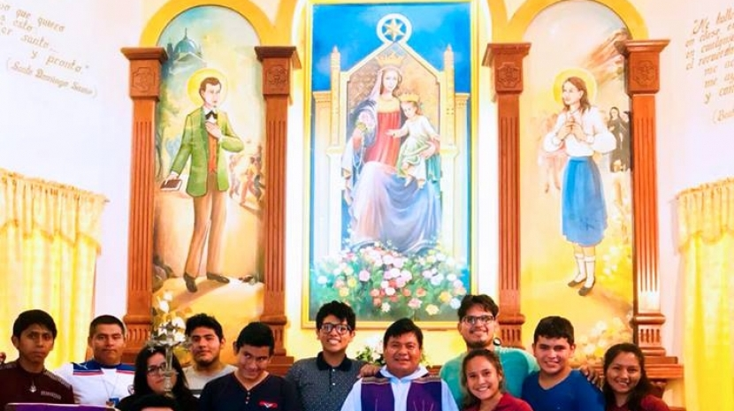 SANTA CRUZ: Proyecto Don Bosco
